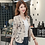 Thumbnail: New Autumn Korean Version of the Self-Cultivation Retro Small Suit Jacket