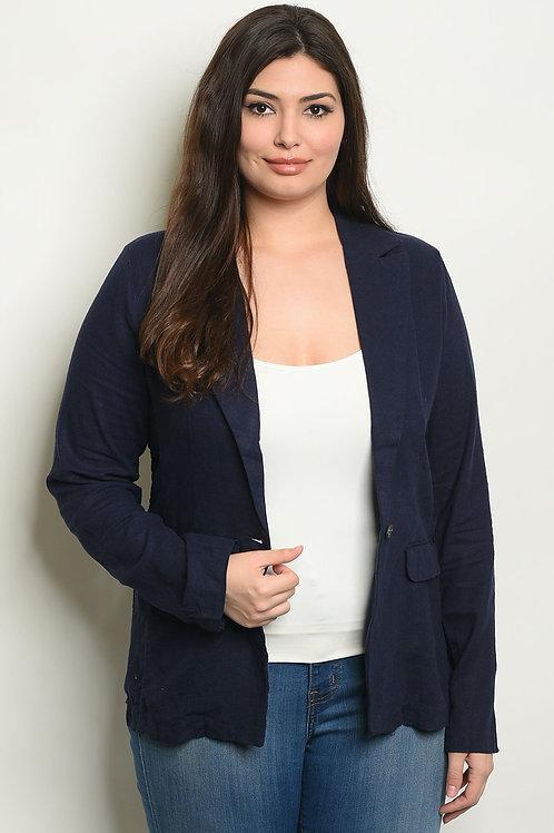Womens Plus Size Jacket