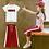 Thumbnail: Summer 2020 Girls Clothing Sets Kids T-Shirt +Wide Leg Pants Suits Children