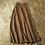 Thumbnail: Women's Autumn Draped  Rib Pleated Long Knitted Skirt