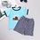 Thumbnail: HE Hello Enjoy Kids Clothes Toddler Boys Clothing Set Children Summer