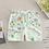Thumbnail: Summer Girls Shorts Children Cotton Printed Beach Short Kids Clothes Boys