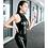 Thumbnail: Wetlook PVC Catsuit Zipper Open Crotch Bodysuit Shiny Bodystocking