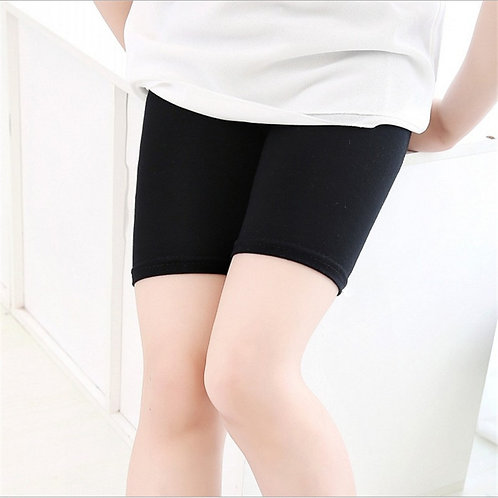 Summer Girls Safety Shorts Pants Underwear Leggings Girls Boxer Briefs Short
