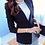 Thumbnail: Ladies Blazer  Long Sleeve Blaser Women Suit Jacket Female Feminine Blazer