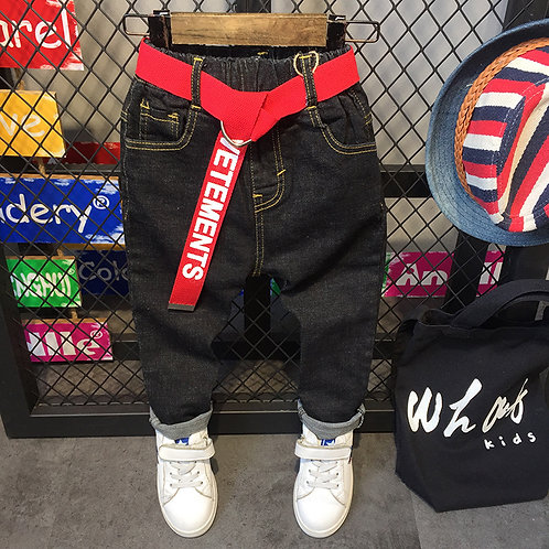 New 2020 Baby Boys Jeans 2-7years Boys Jeans Brand Children Clothing Kids Jeans