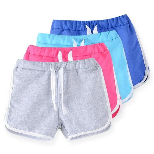 SheeCute Kids Clothing New  Candy Color Girls Short Hot Summer