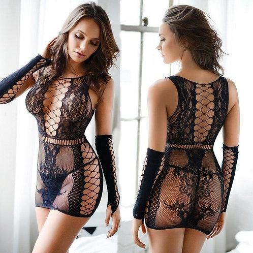 Brand New Sexy Women's Nightgown Plus Size