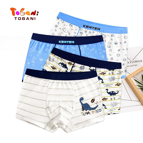 Boys Panties Children Underwear  Triangle Pure Cotton Boys Underpants Angle Boys