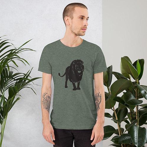 Short-Sleeve Lion T-Shirt
