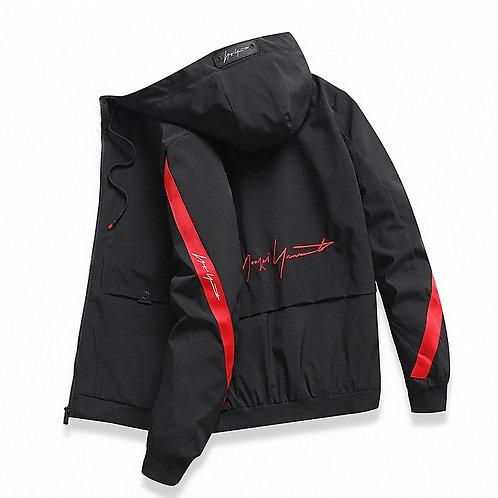 Men Windbreaker Casual Spring Autumn Lightweight Jacket 2019