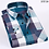 Thumbnail: New Mens Plaid Shirt 100% Cotton High Quality Mens Casual Long Sleeve Shirt