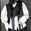 Thumbnail: Suzu V-Neck Crop Flower Vest