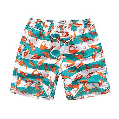 2019 Summer Boy Shorts Beach Swimming Shorts Fast Dry Baby Boys Shorts Swimwear