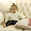 Thumbnail: LILIGIRL Toddler Baby Knit Sweater Jackets for Girls Cotton Warm Tops Clothes