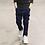 Thumbnail: IENENS 5-13y Boys Clothes Slim Straight Jeans Classic Bottoms Children Denim