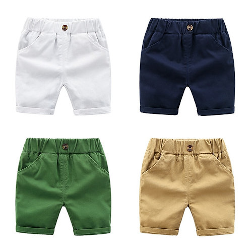 2020 Solid Colors Kids Trousers Girls Clothes Children Pants for Baby Boys