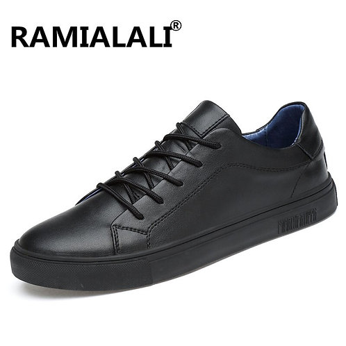 Genuine Leather Leisure Comfortable Fashion Driving Shoes