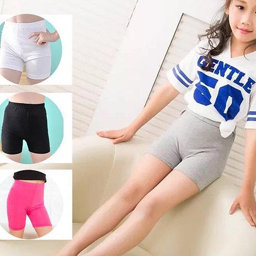 Summer Girls Safety Lace Shorts Pants Underwear Leggings Girl Boxer Briefs Short