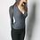 Thumbnail: Sexy Winter Knitted Sweater v Neck Cashmere Sweater Female