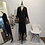 Thumbnail: Lace Abaya Kimono Cardigan Muslim Hijab Dress Turkish Saudi Arabia African