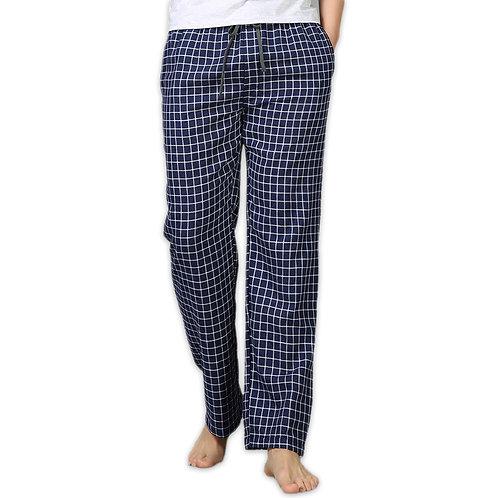 2020 Summer 100% Cotton Sleep Bottoms Mens Simple Pajama Sleepwear Pants