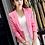 Thumbnail: Ladies Blazer Long Sleeve Blaser Women Suit Jacket Female