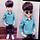 Thumbnail: Boys Shirt Children's Clothing Long-Sleeved Cotton Spring and Autumn