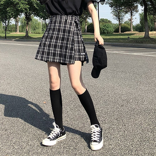 3 Colors S-L 2018 Autumn and Winter High Waist Shorts Skirts Womens