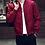 Thumbnail: Zip Up Men Jacket Fashion Brand Slim Fit Coat Male Casual Baseball Bomber Jacket