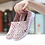 Thumbnail: Women Sneakers Summer Woven Shoes Womens Flats