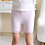 Thumbnail: Girl Safety Shorts Pants Solid Underwear Soft Elastic Modal Leggings Girls Lace