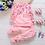 Thumbnail: Baby Girl Clothing Sets Fashion Long Sleeve Print Flower Toddler Tshirt + Pants