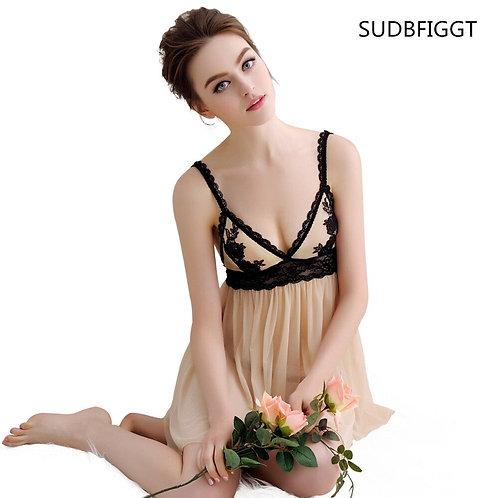 Transparent Lingerie Sexy Erotic Hot Sex Costumes Women Plus Size 6XL