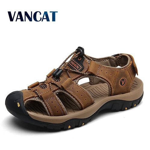 Men Sandals Summer Quality Beach Slippers Casual Sneakers Outdoor Beach Shoes