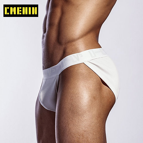 CMENIN Sexy Men Underwear Briefs Cotton Pouch Breathable Gay Men