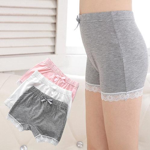 New Fashion Girls Safety Pants Kids Short Trousers Children Short Pants Cute