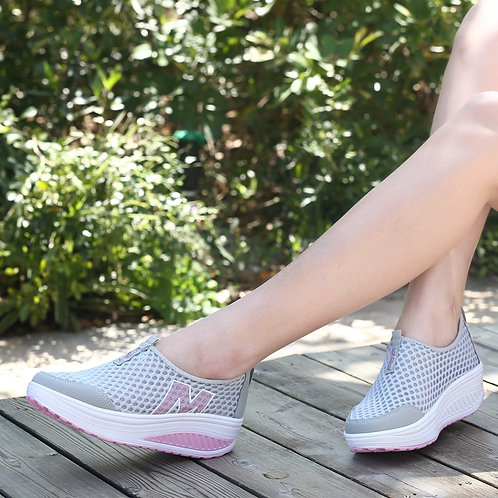 New Fashion Women Flat Summer Shoes Woman Female Ladies Soft Comfort Slip