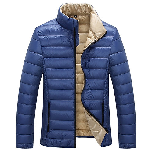 New Fashion Casual Ultralight Mens Duck Down Jackets