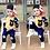 Thumbnail: 2019 Baby Boy Clothes Winter Cartoon Boy Clothing Set Long Sleeves Leisure Boys
