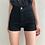 Thumbnail: Shorts Women Black High Waist Skinny Elastic Korean Style for Womens