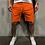 Thumbnail: Men Cotton Shorts Men's Loose Short Trousers Fitness Bodybuilding Jogger Mens