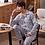 Thumbnail: New Style Men's Pajamas Set Autumn Winter Warm Cotton Male Pajamas Sets