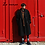 Thumbnail: Plus Size 2020 Casual Mens Long Coats Overcoats Fashion Korean Style