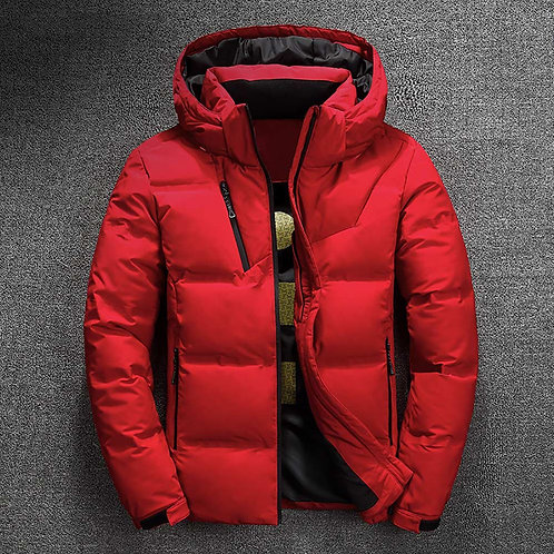 Winter Jacket Men Down Quality Thermal Thick Coat Snow Jacket