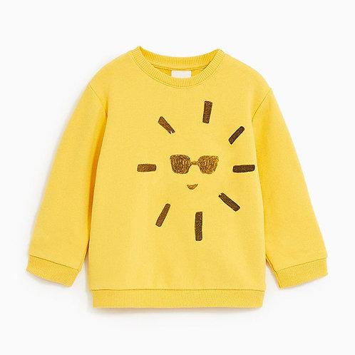 Little Maven 2019 Autumn New Baby Boys Brand Clothes Animal Print Bus