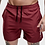 Thumbnail: New Men Gyms Fitness Shorts Mens Summer Quick-Dry Casual Embroidery Short Pants