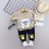 Thumbnail: 2020 New Spring Baby Boys Tracksuit Kids Long Sleeve Top Leisure Streamers Pants