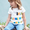 Thumbnail: Baby Girls Cartoon T-Shirts Tops Tees Kids Girls Short Sleeve Cotton Horse
