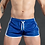 Thumbnail: New Summer Fitness Shorts Mens Mesh Breathable Quick Drying Fashion Casual